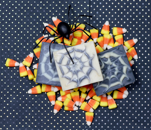 Spiderweb Soap Kit