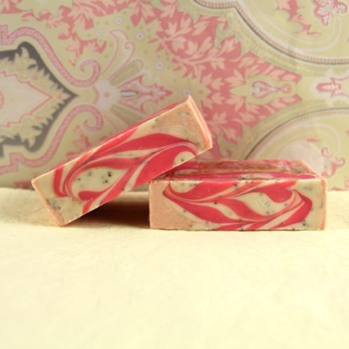 Strawberries & Cream Cold Process Soap Kit