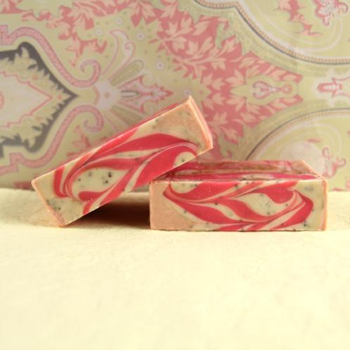 Strawberries & Cream Cold Process Soap Kit