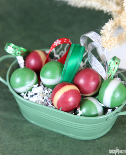 12 Days of Christmas: Scented Beeswax Ornaments
