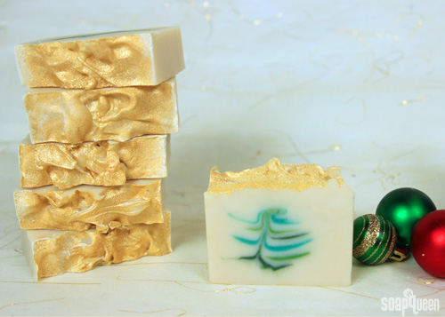 how to make cold process soap without palm oil