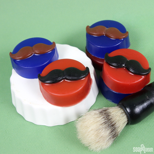 Movember Mustache Melt and Pour Kit