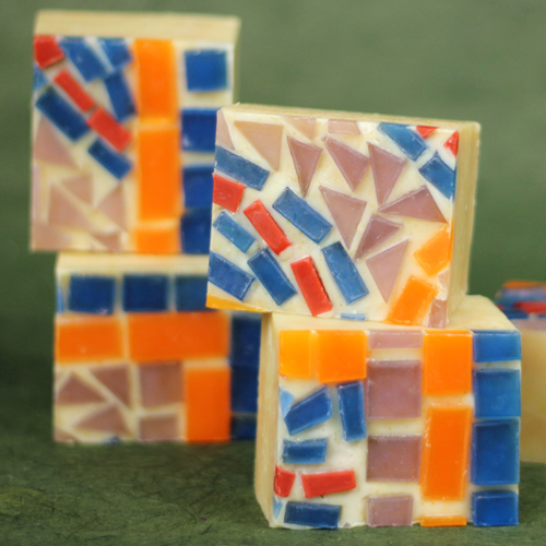 Tile Inlay Cold Process Soap Kit