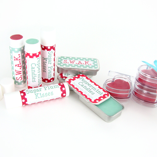Holiday Lip Balm Kit