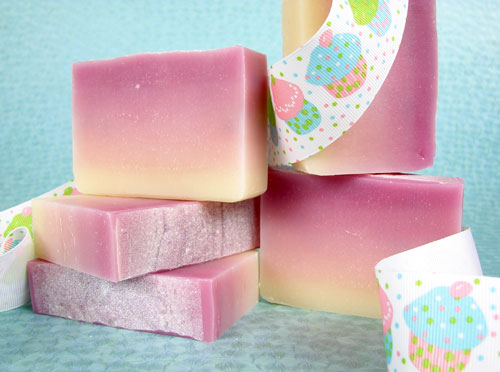 how to get coconut scent in cp soap